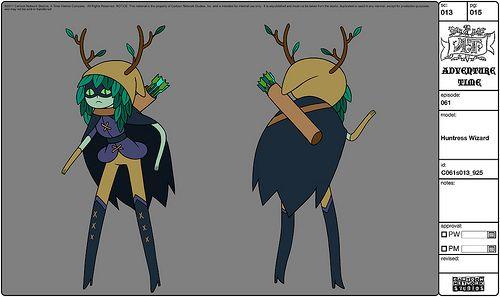 Huntress Wizard - The Adventure Time Wiki. Mathematical!