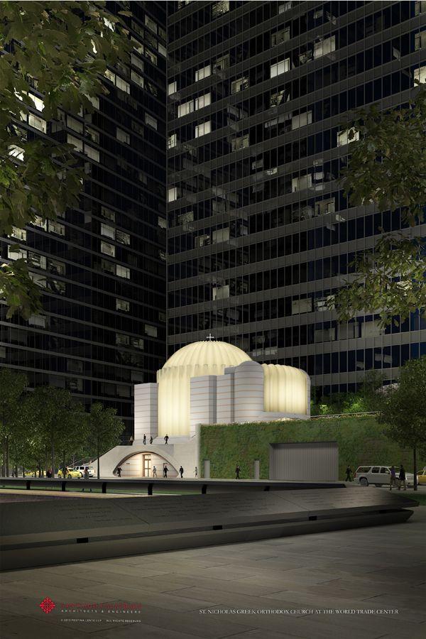 Santiago Calatrava Breaks Ground on Church at