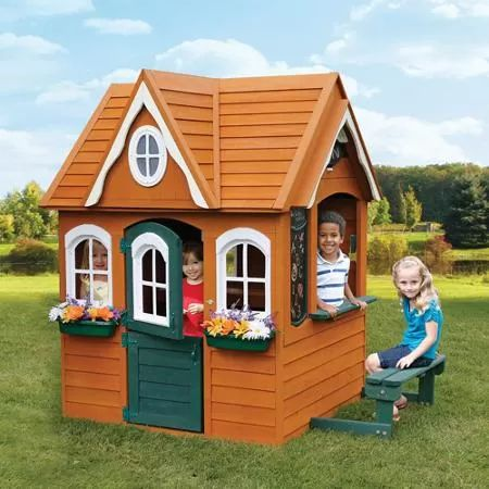 16 best images about play sets on pinterest canada dads for Big kids play house
