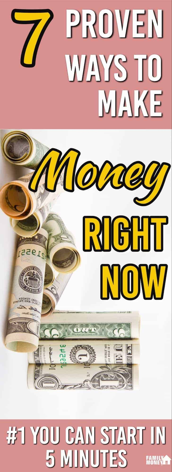Are you ready to make some extra money this year? – Family Money Plan
