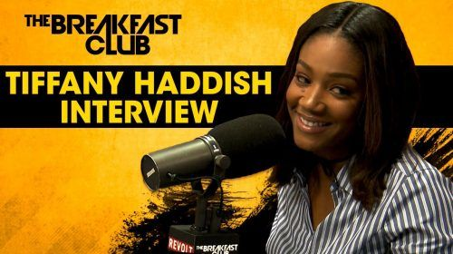 Tiffany Haddish Speaks On Girls Trip, Escaping Death, Raising Her Siblings