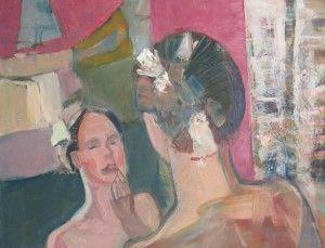 Danuta Krajewska / oil painting / 50 x 70cm http://dankrajewska.wix.com/painting