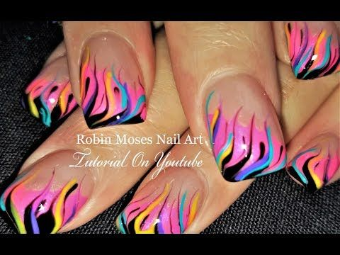 1684 best robin moses nail art videos images on pinterest clocks nowatermarble dragmarble playlist nails nailart prinsesfo Image collections