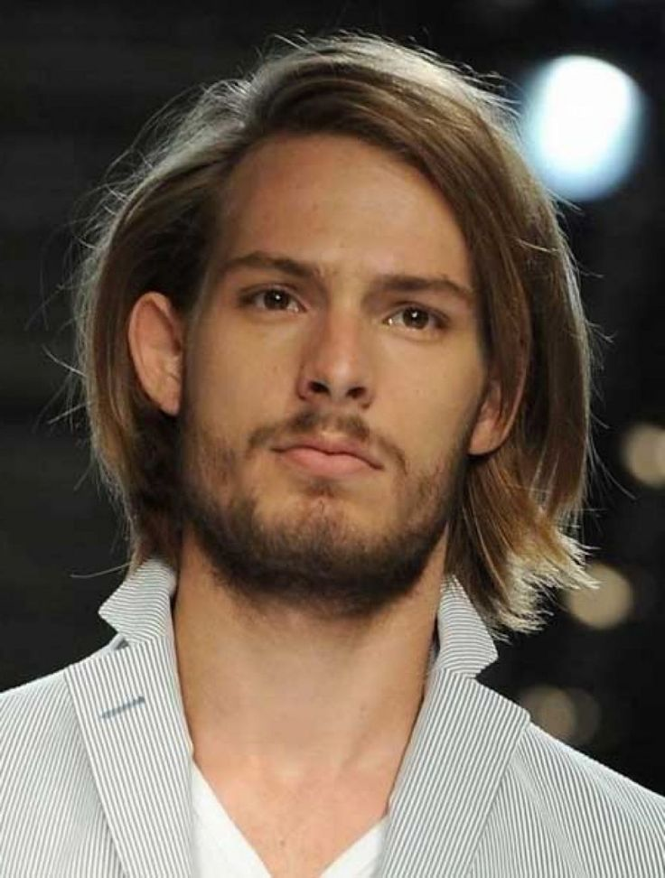 Amazing Long Hair Mens Hairstyles IdeaC03