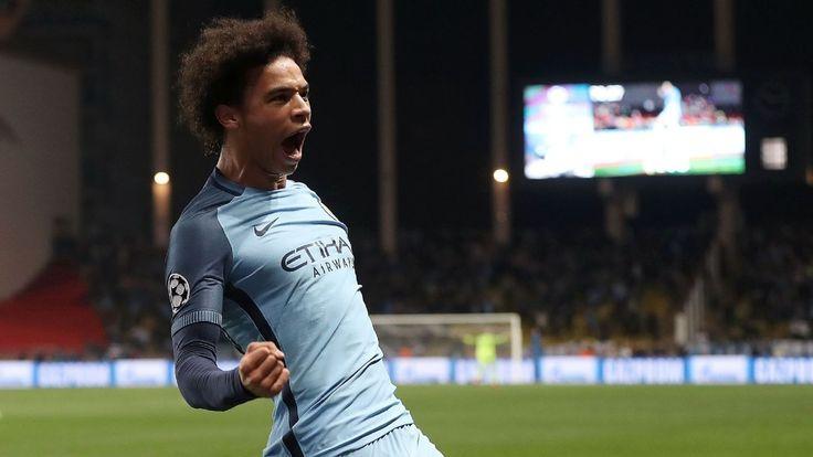 Man City's Leroy Sane: Pep Guardiola wants me to play 'like Messi or Neymar'