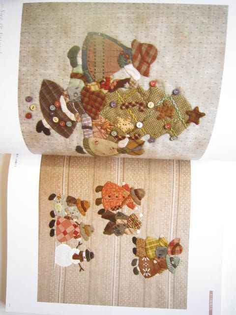 my dream quilts by reiko kato | หนังสือ Quilt ของคุณ Reiko Kato Sue & Billy ...