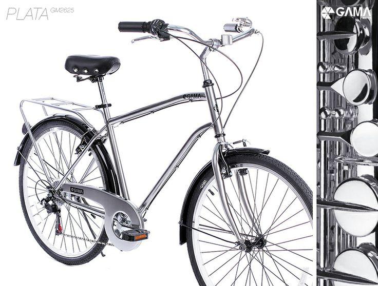 City Commuter - Nickel: Simple, a veces no necesitas nada más.