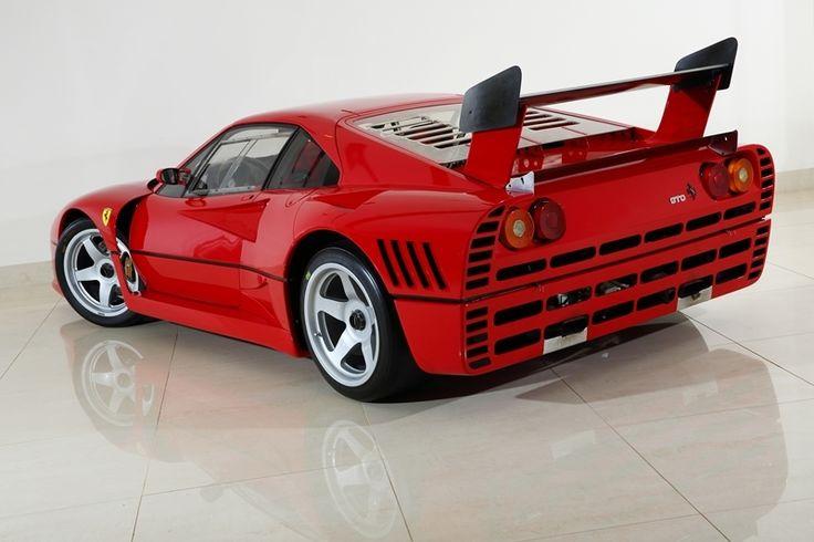 Ferrari 288 GTO Evoluzione https://plus.google.com/+JohnPruittMotorCompanyMurrayville/posts