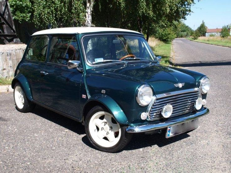 Mini Cooper 1300 by MP Classic
