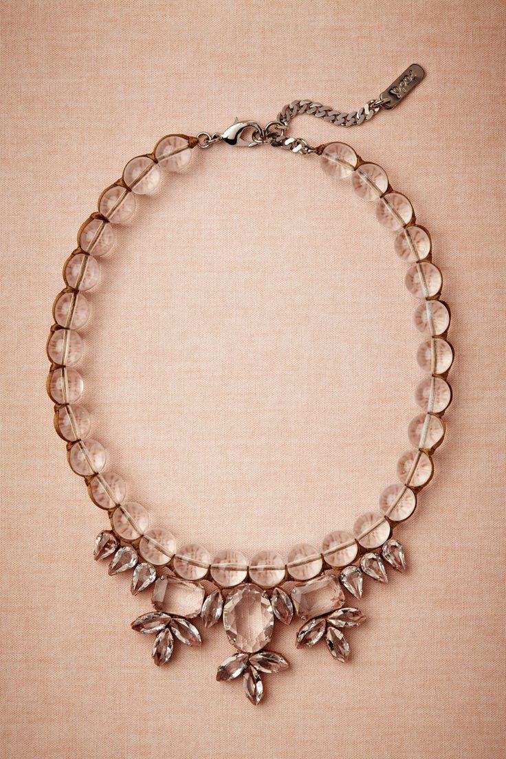 bhldn glass mist necklace