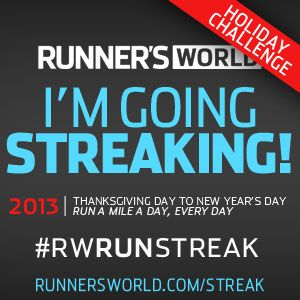 The 2013 Runner's World Holiday Running Streak | Runner's World