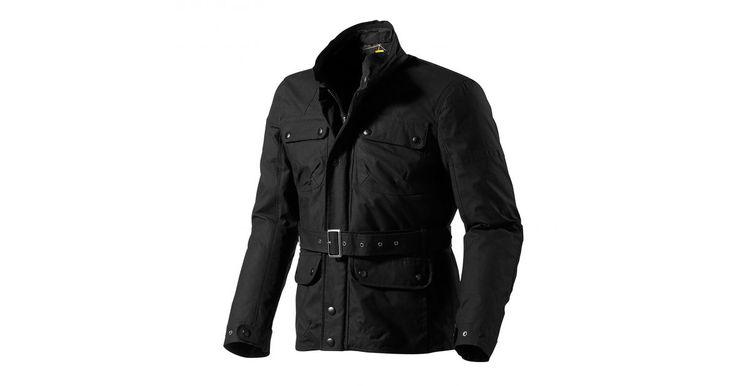 REVIT! Oxford classic four pocket waterproof winter motorcycle jacket
