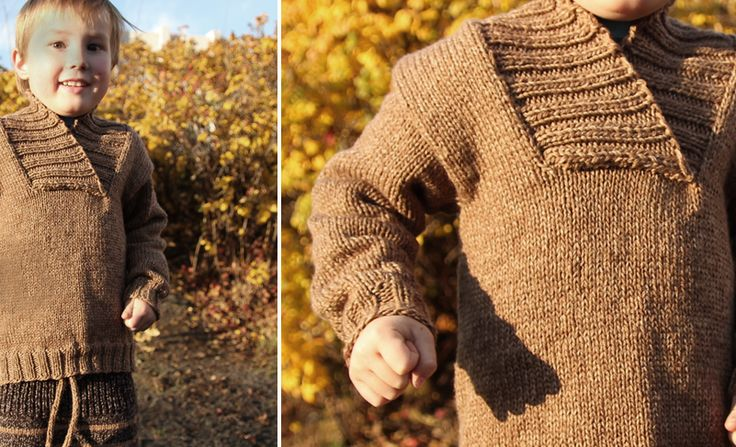 Kjekkas-sett - Pickles    The sweater would look good on Sigmar