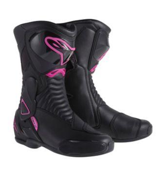 ALPINESTARS - Women's S-MX 6 Motorcycle Boots - Race - Street - Boots - Women's - Cycle Gear