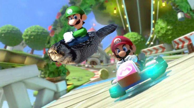 Super Mario Bros #torpedoowl