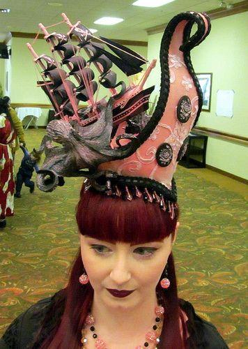 OC2012 Heather's Hat