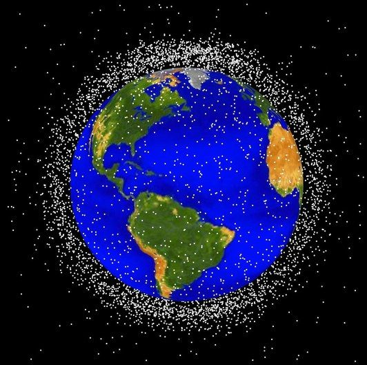 The Space Junk Problem Is About to Get a Whole Lot ...