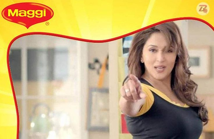 Madhuri Dixit Nene tweets to clarify the allegations against her for promoting Nestle Maggi