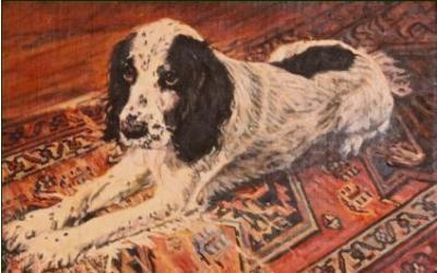 jane sutherland monty on Oriental Rug.jpg (400×250)