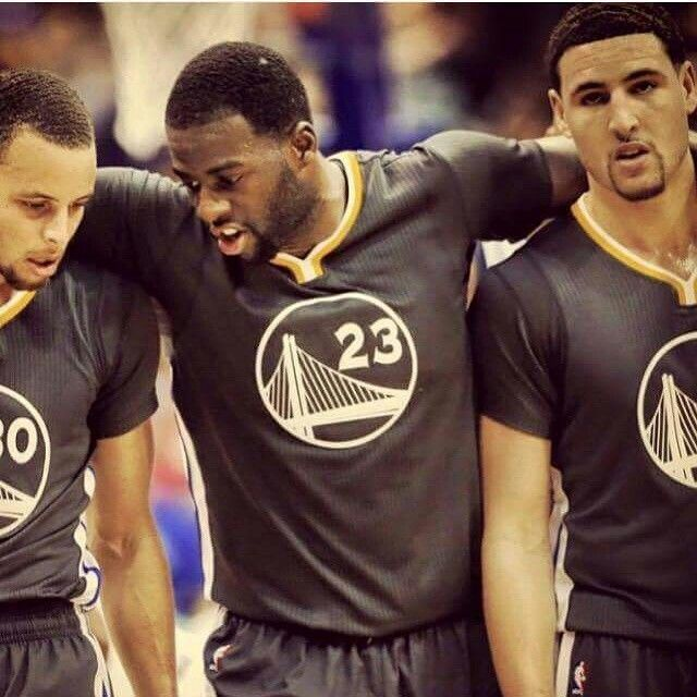 draymond klay and the mvp chef curry talks about wht play there doing next