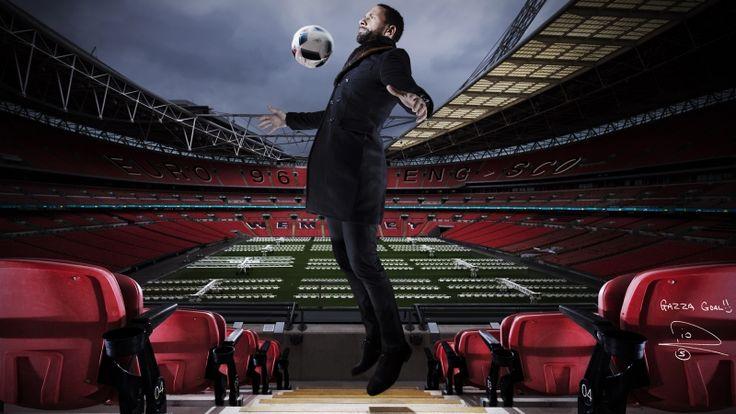 Эксклюзивная фотосессия Hublot с участием звезд футбола