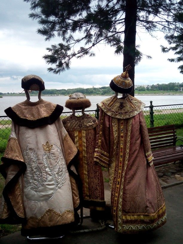Одежда для царей