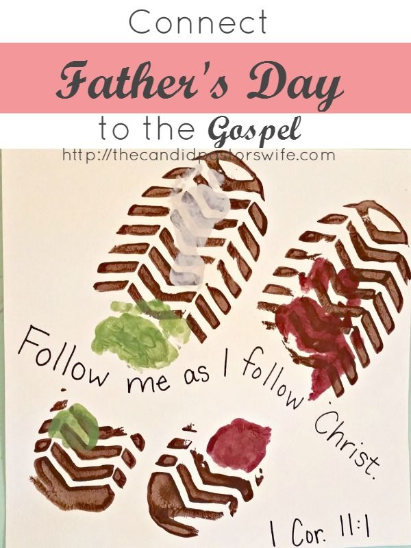 Homemade Christian Father's Day Gift #fathersday #diygifts