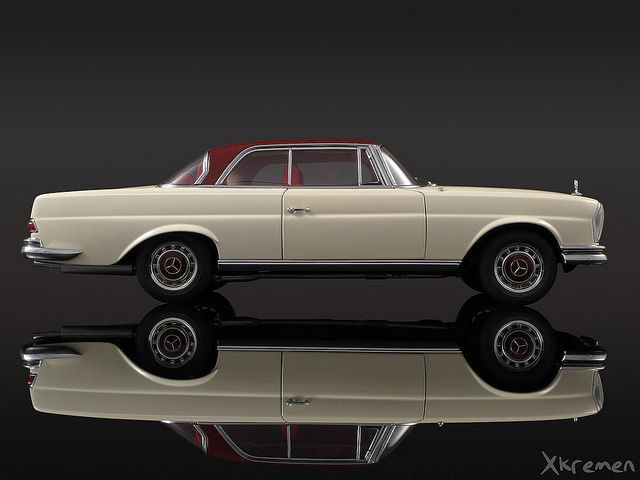 1968 Mercedes-Benz 280SE Coupe
