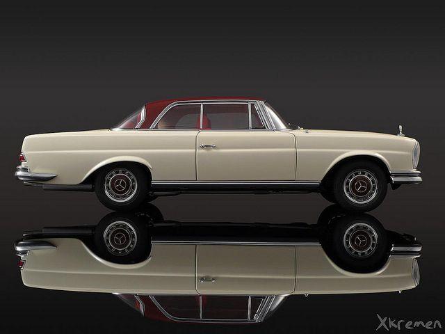1968 Mercedes-Benz 280SE Coupe