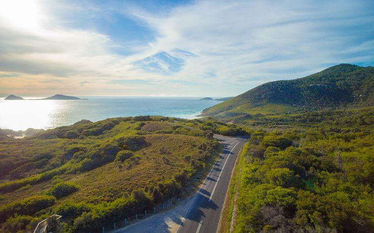 Le parc national de Wilsons Promontory, dans le sud de l'#Australie.