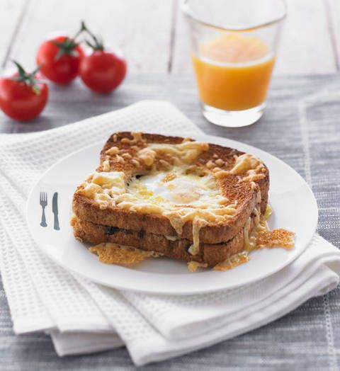 Vegemite toad in the hole: Turn your boring breakfast upside-down with this quick and easy toad-in-the-hole starring Vegemite.
