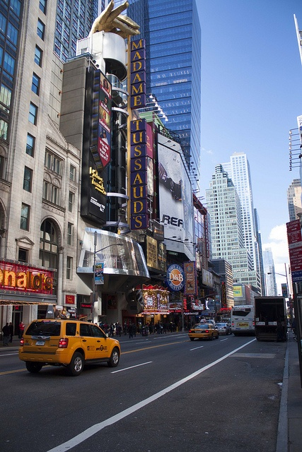 New York City ~ Madame Tussauds