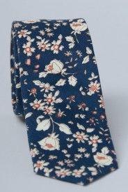 Cornflower Blue Tie - Blue