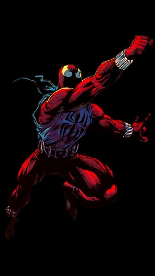 17 best images about scarlet spider ben reilly on