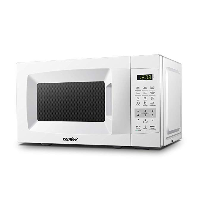 Comfee Em720cpl Pm Countertop Microwave Oven With Sound On Off
