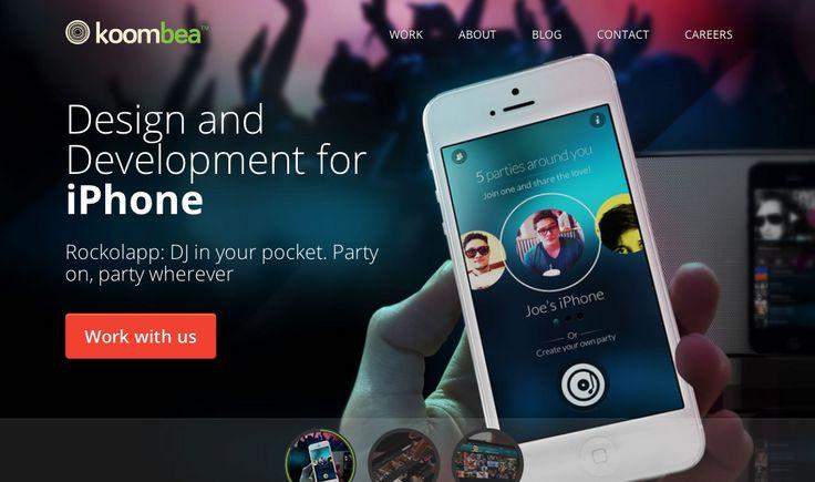www.koombea.com #rubyonrails #website #webdevelopment #androiddevelopment #iosdevelopment #webdeveloper #webdesign #design