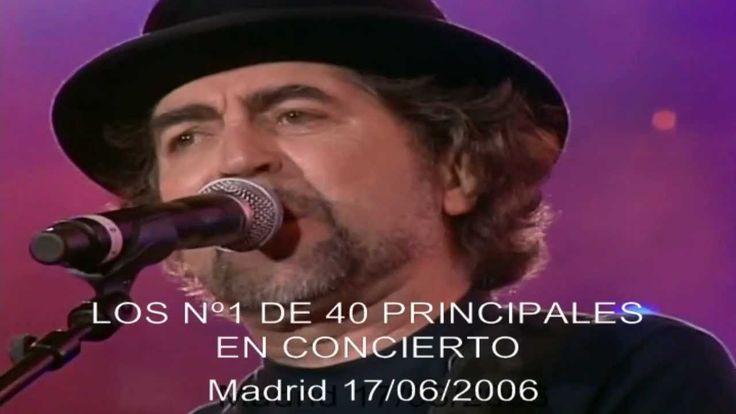 LXIV / Joaquin Sabina - Princesa - Los Nº 1 de 40 principales en Concierto