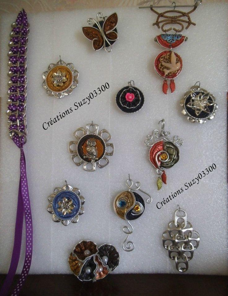 Berühmt Plus de 25 idées uniques dans la catégorie Bijoux capsules  KC56