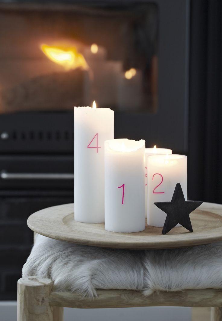 Rustik jul - på den nemme måde | Boligmagasinet.dk