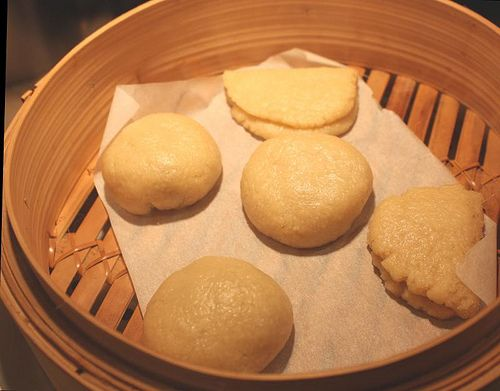 Gluten-Free Steamed Bun (Bao) Recipe