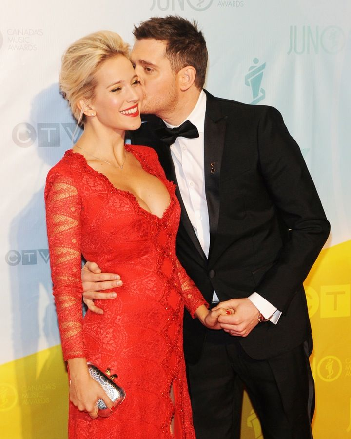 """""""She's My Best Friend"""": Michael Bublé Reveals Secret to His Happy Marriage With Wife Luisana Lopilato"""