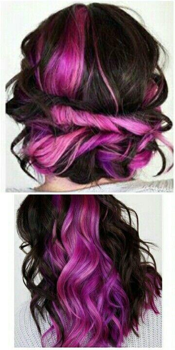 Pink dyed hair versatile @hugosaon