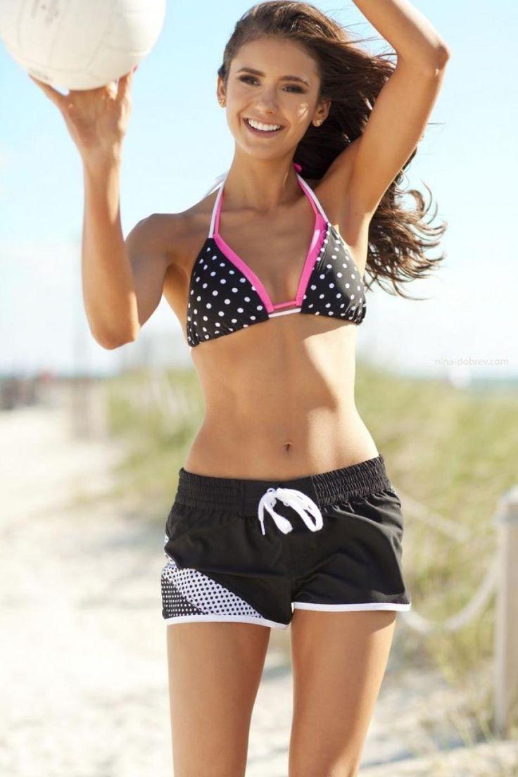 Seventeen Magazine Fitness Edition.