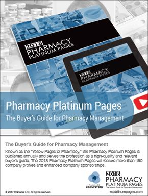 RXinsider - 2018 Pharmacy Platinum Pages (as seen in the 20Ways Winter 2017 Hospital & Infusion Issue).