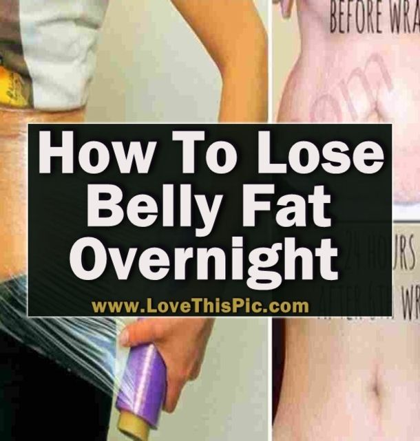 How To Easily Lose Belly Fat Overnight | A -50+ Fitness ...