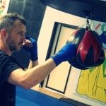 Pera de boxeo - KICKBOXING - JOSE MORENO