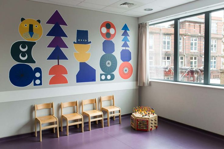 Stephen Smith, installation for the Royal London Hospital – Whitechapel Dental Ward