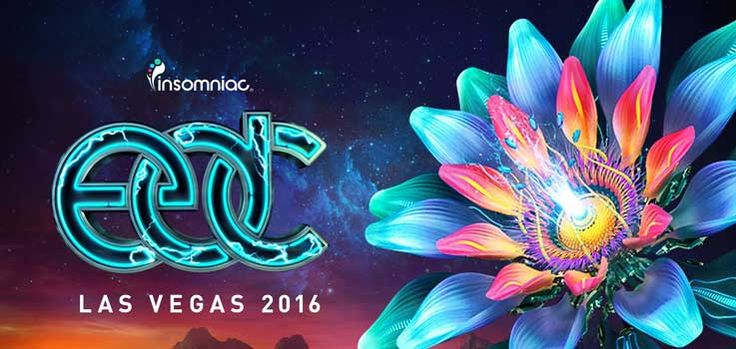 Insomniac Events announced the EDC Las Vegas 2016 dates! Tell your boss you'll be gone June 17th-19th so you can come party in Vegas with us!