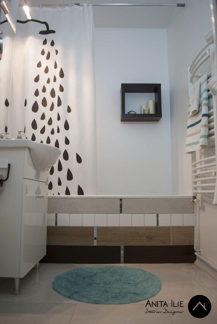 Frugal Bath Interior design by Anita Ilie