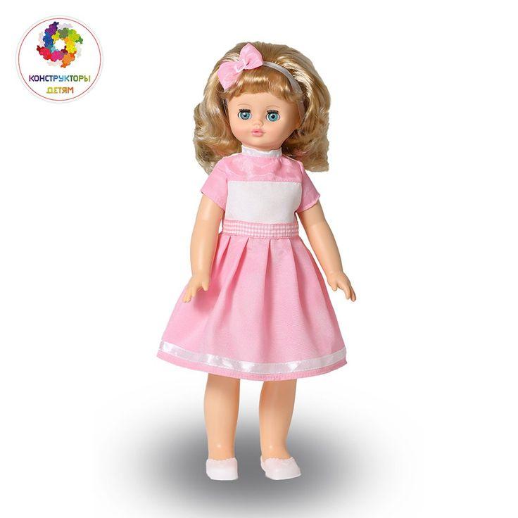 """Вы ищете подарок дочери? Кукла Алиса может стать идеальным подарком. Она выполнена из качественных материалов, красива, и имеет целый набор одежды и даже туфли. Кроме того, эта кукла произносит фразы и имеет механизм движения (с ней можно гулять за руку). Это делает взаимодействие ребенка с куклой еще более увлекательным.  Фантазируйте с нами! Фантазируйте сами! Интернет - магазин """"Конструкторы детям"""" http://konstruktorydetjam.ru/ 8-800-555-94-45  #конструктор #лего #банчемс #липучка…"""